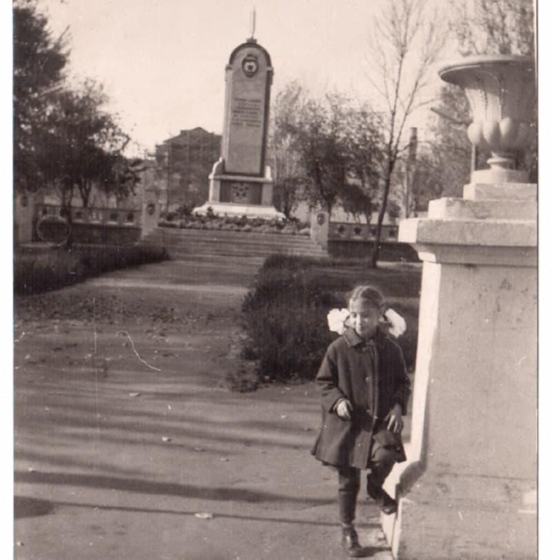 Братская могила воинов-освободителей в Полоцке