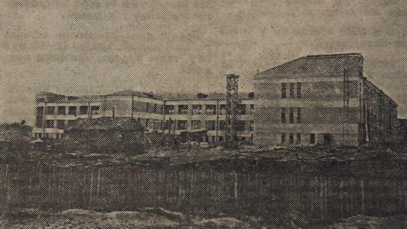 1931 год. Щетинно-щеточный комбинат
