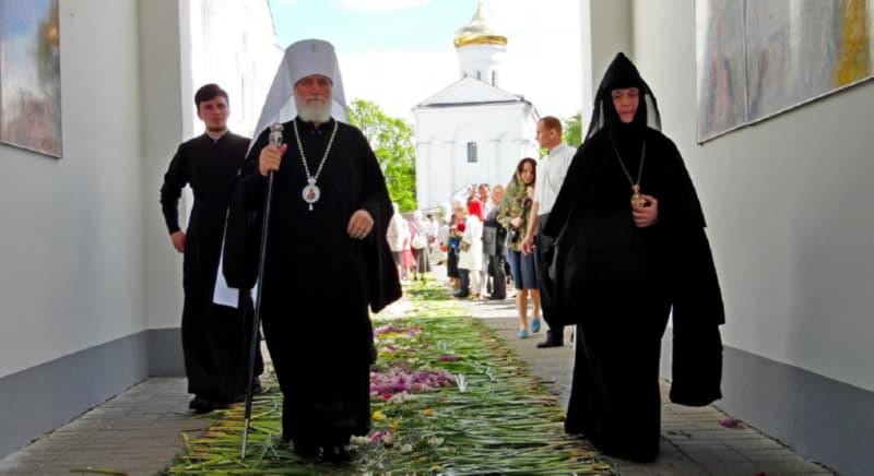 Крестный ход в Полоцке