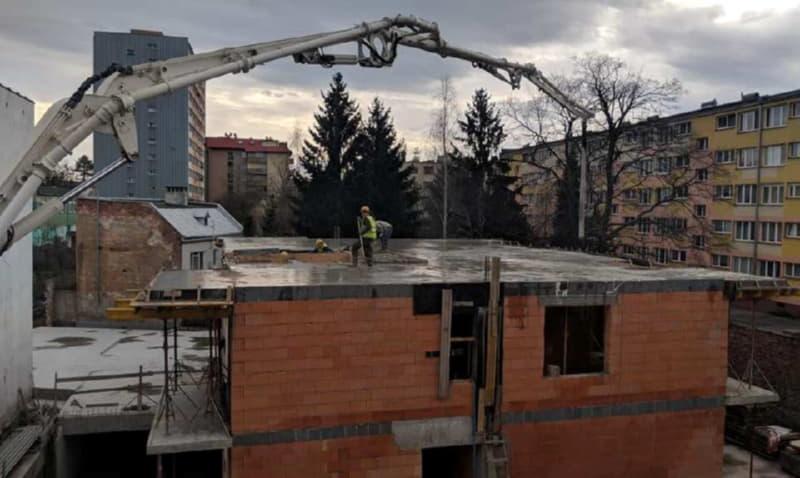 Идет строительство в Польше