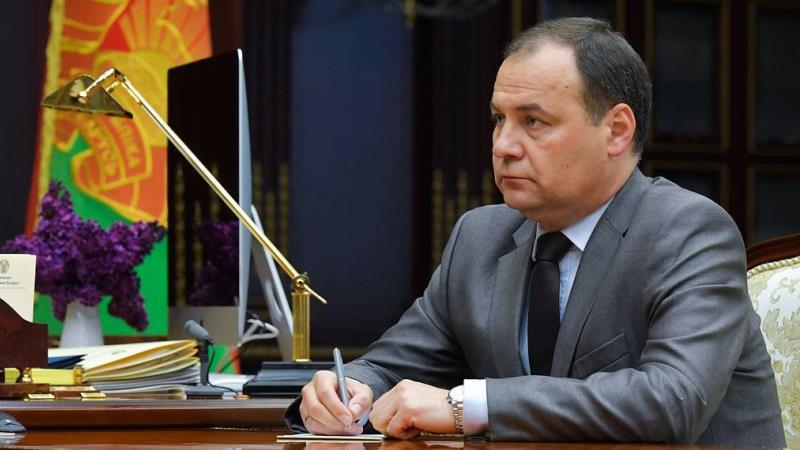 Премьер-министр Роман Александрович Головченко