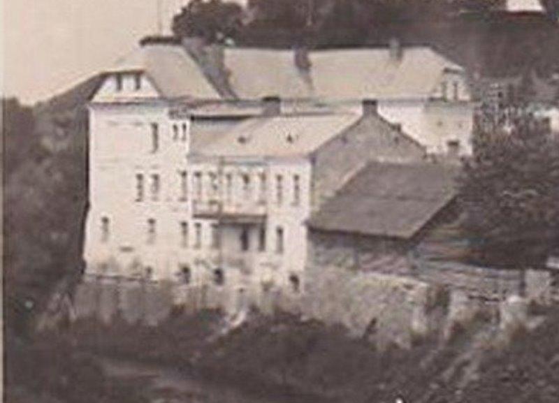 Здание музыкального техникума у нынешнего Пушкинского моста