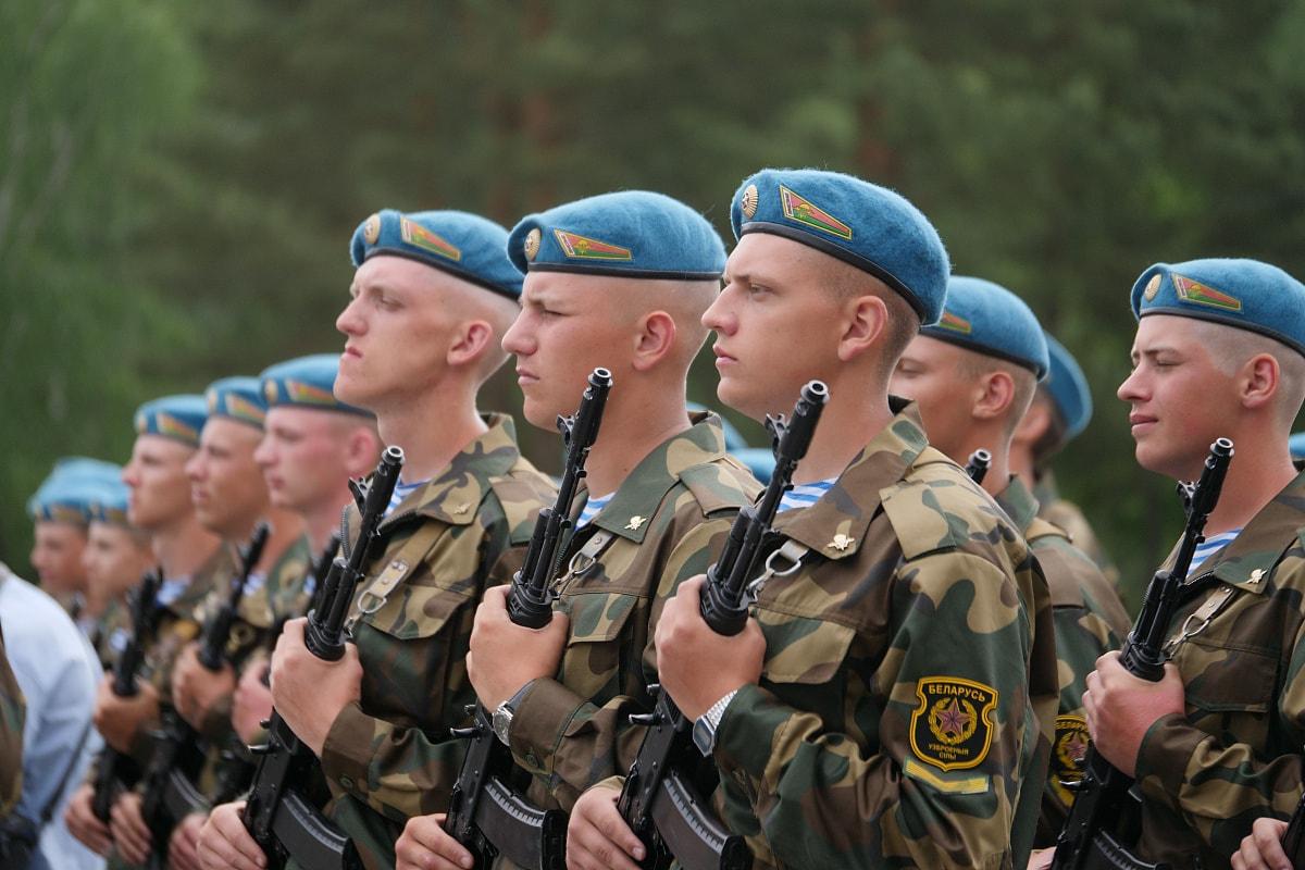 витебские десантники