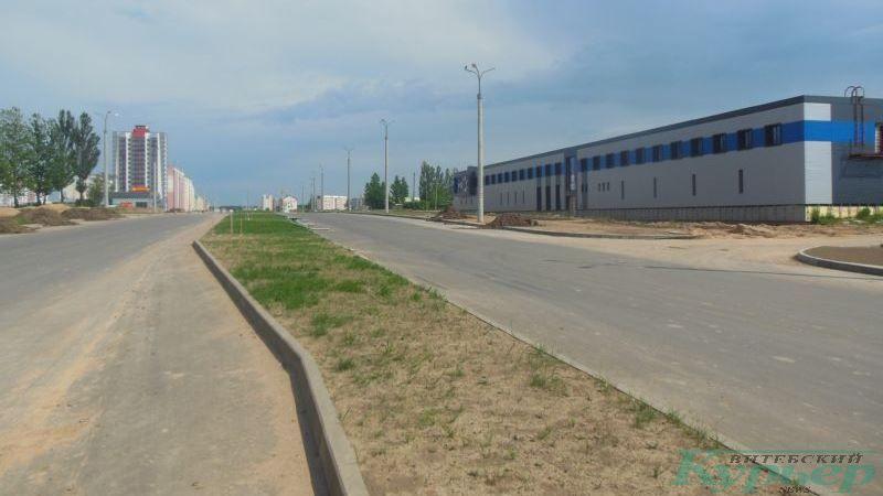 Продление проспекта Строителей в Билево