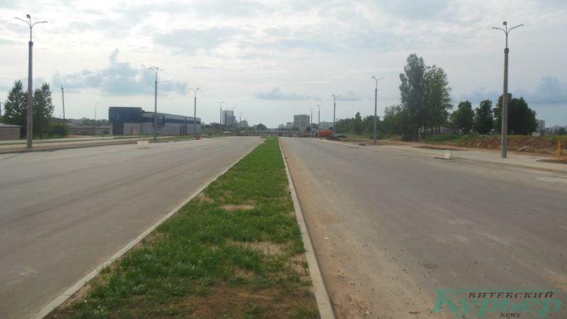 Новая магистраль в Билево