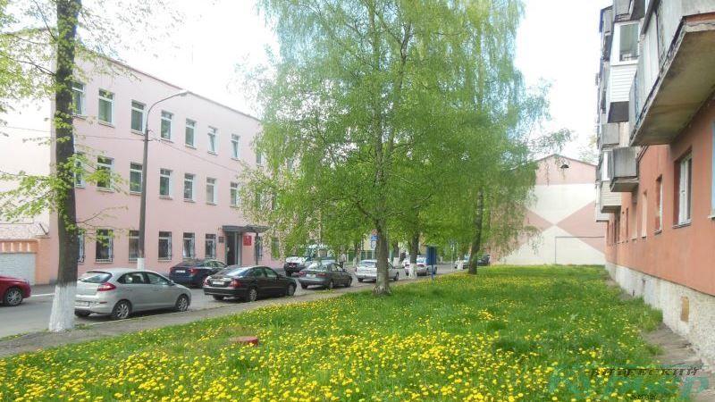 Место на улице Димитрова, где находился РДК