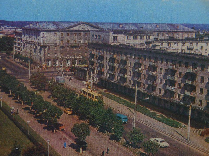 """1987 год. Ресторан """"Франкфурт-на-Одере"""""""