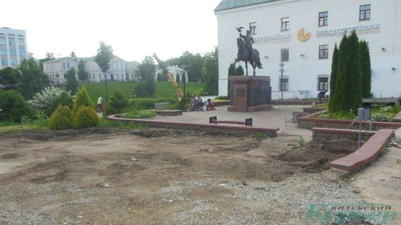 Памятник Ольгерду