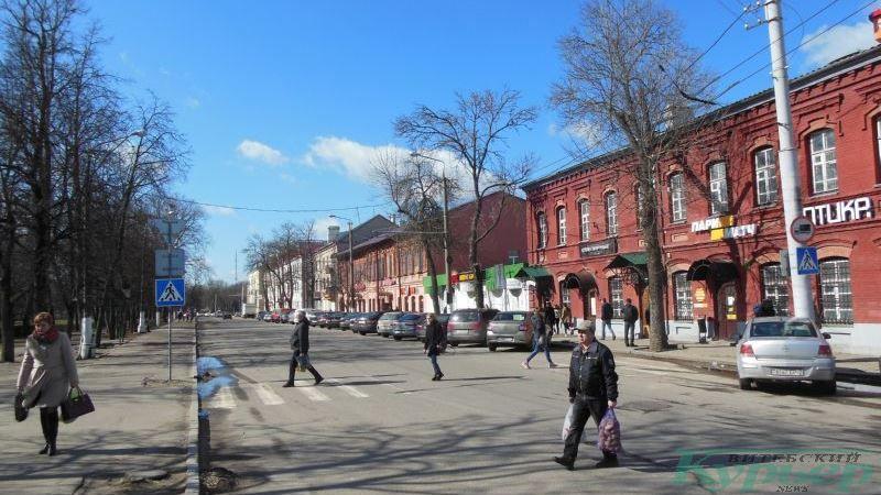 Улица Горовца