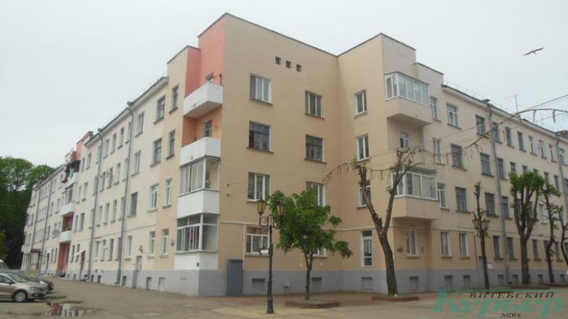 4-й коммунальный дом на углу улиц Суворова и Советской