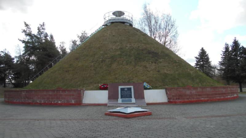 Курган Бессмертия в Полоцке