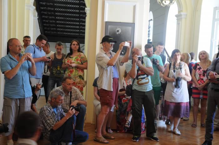фотографы на фестивале Фотокрок