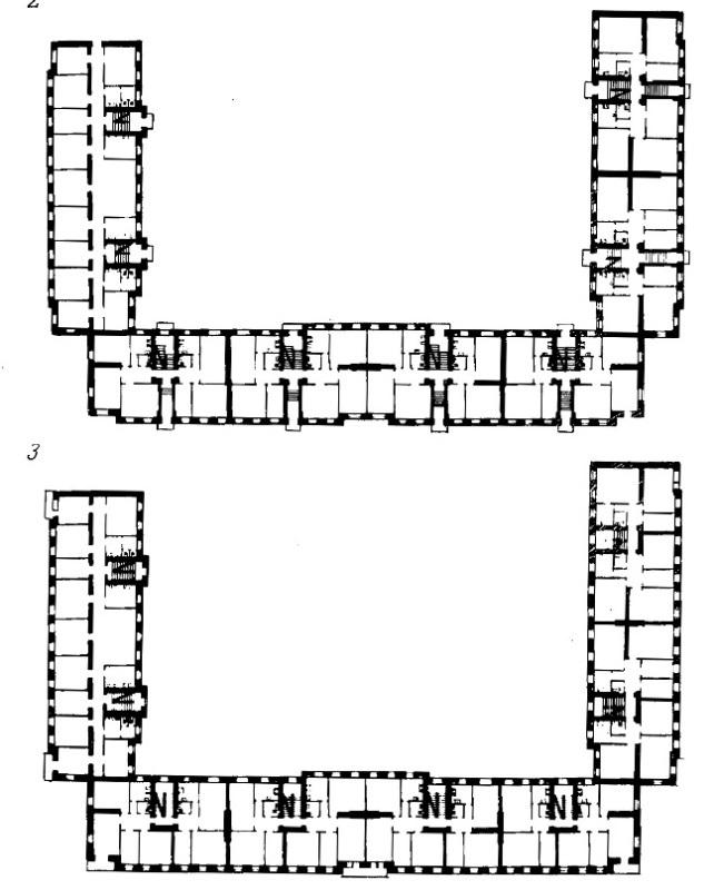 План 4-го коммунального дома