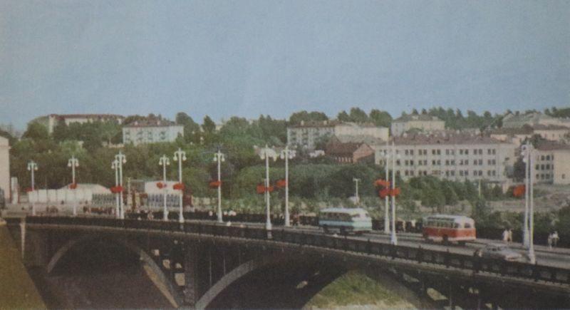 1968 год. Театральная площадь