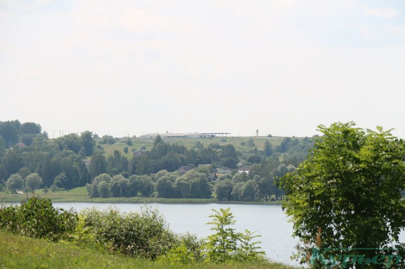 Озеро в Вымно