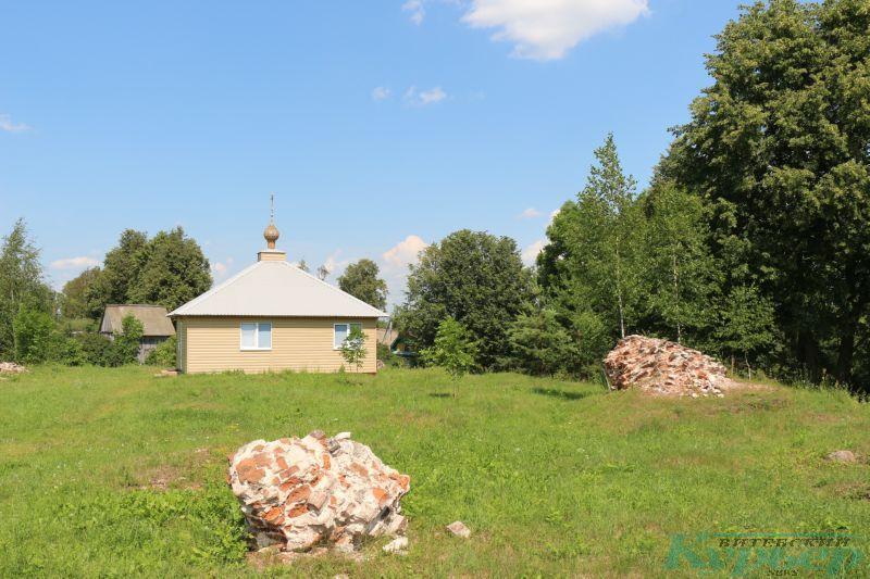 Современный Тадулинский монастырь