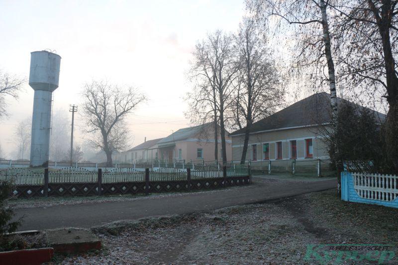 Старые дома в Яновичах