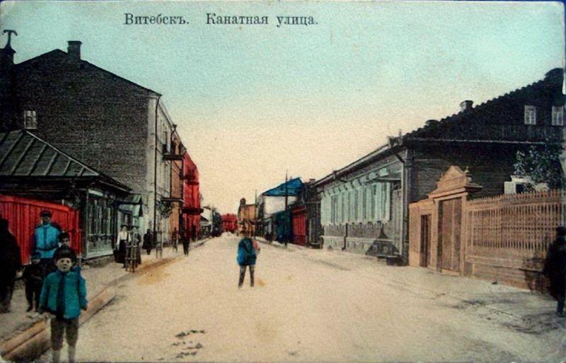 Улица Канатная