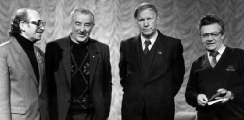 Быкаў, Барадулін і Сімановіч