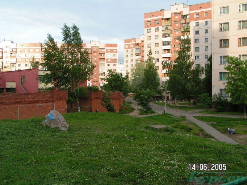 2005 год. Веранды с башенками детского сада № 12