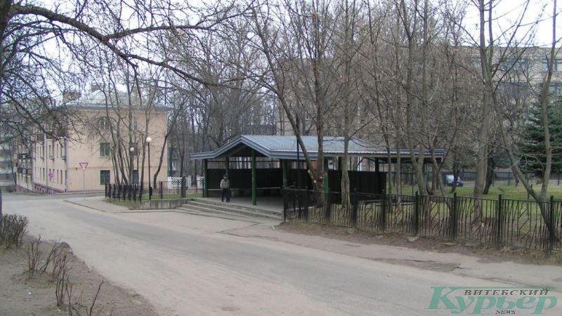 2005 год. Крытый павильон на Богдана Хмельницкого