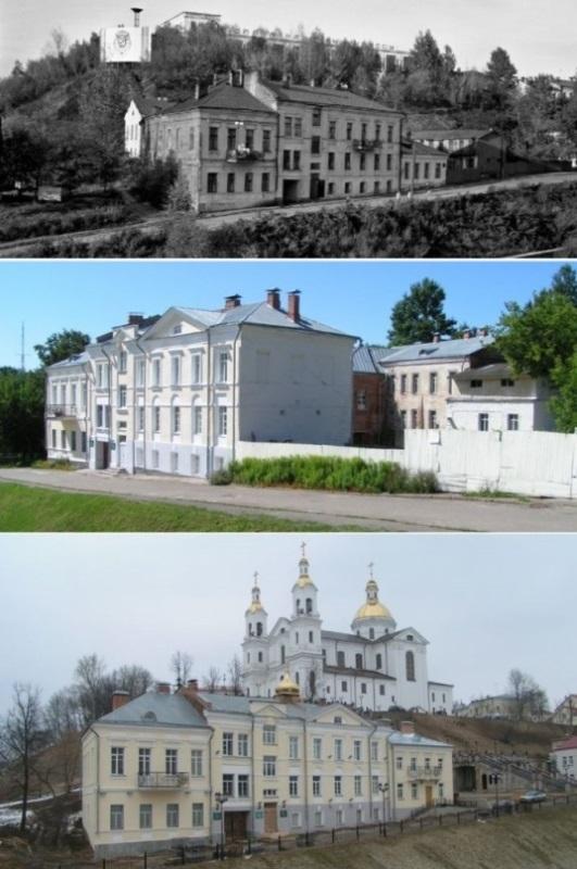 Дома на Толстого