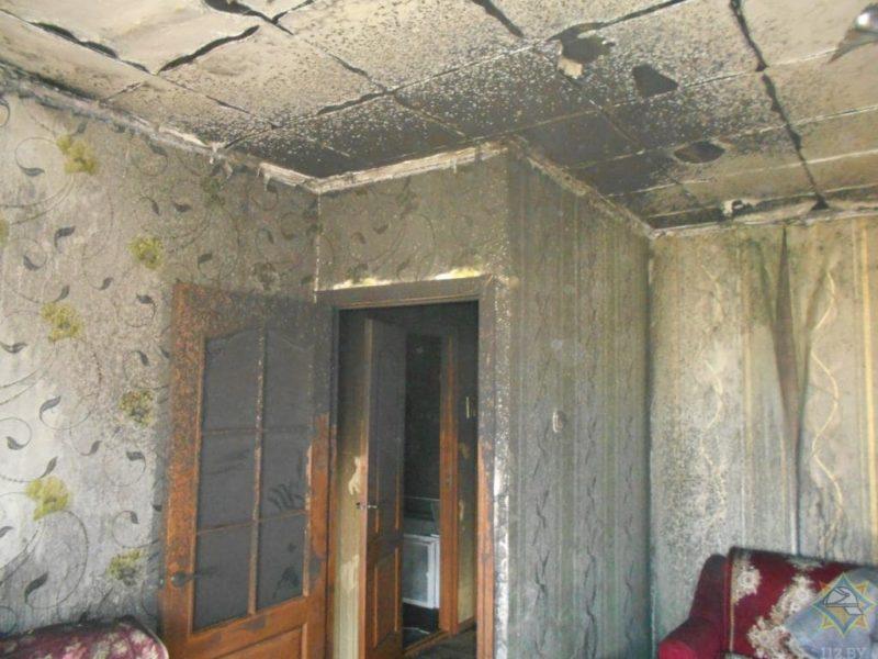 квартира после пожара витебск воинов интернационалистов