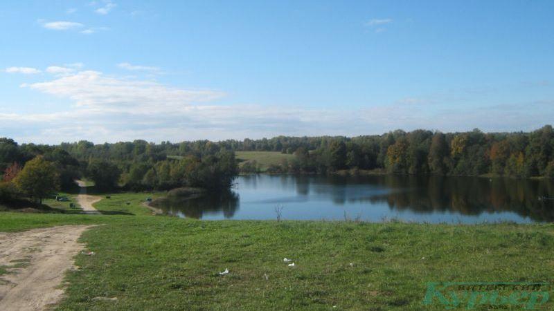 Спуск к Полонскому озеру