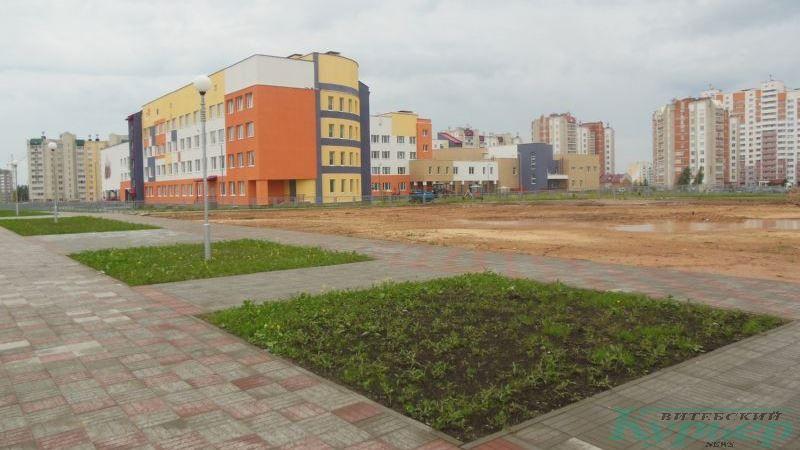 Школа-новостройка в Билево-2