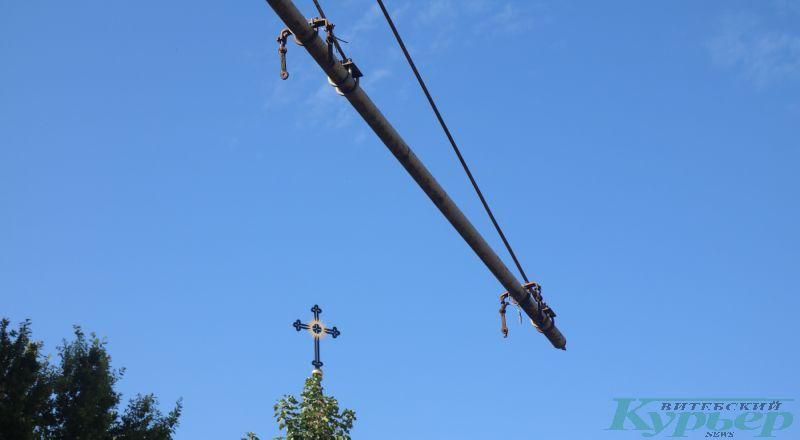 Трамвайная мачта