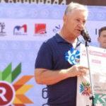 Николай Мартынов впервые после коронавируса появился на публике, чтобы получить награду для «Марко»