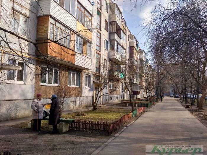 дом №14 улица Чкалова Витебск