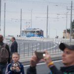 Как в Витебске открывали Полоцкий путепровод. На стройке сэкономили 26 миллионов рублей