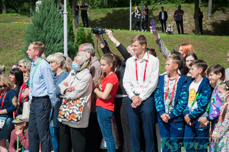 подняли флаг славянский базар