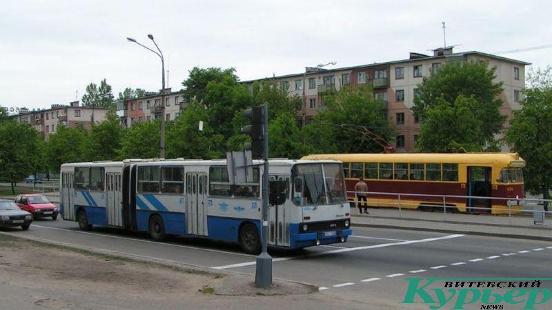 """2006 год. """"Икарус"""" на Московском проспекте"""