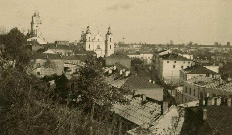 Улица Толстого и дом Гибенталя