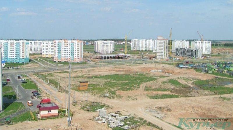 2013 год. Билево-2. Площадка под будущую школу