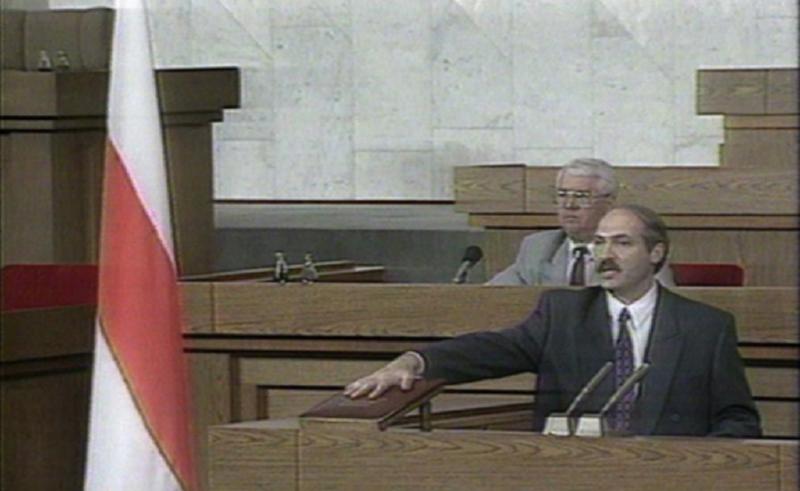 Инаагурация Лукашенко, 1994 год