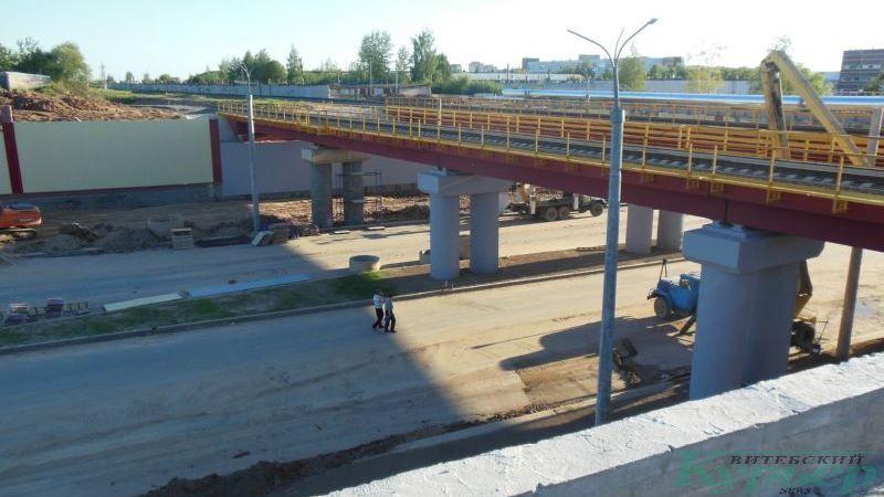 Железнодорожный мост в Билево