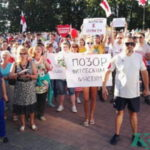 Жители Витебска рассказали, почему они не принимают участие в акциях протеста