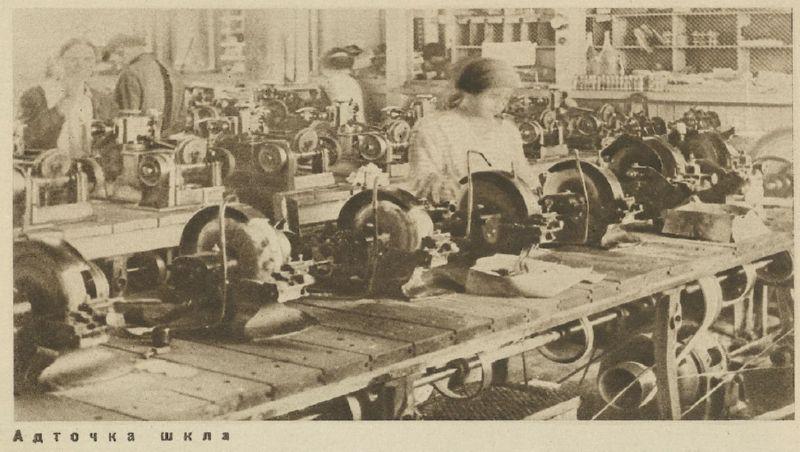Производство очков в Витебске