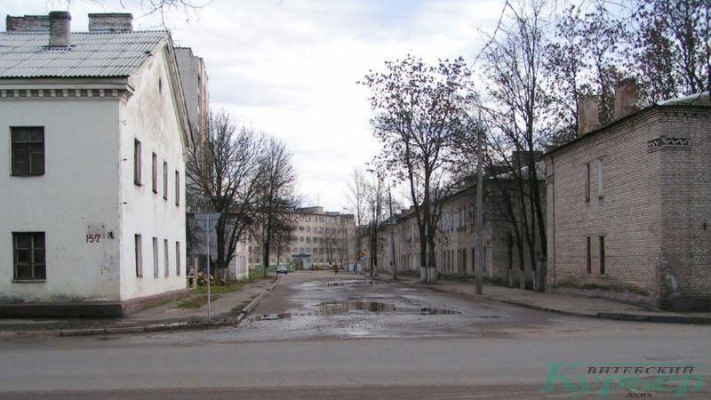 2004 год. Пересечение улиц Мира и Чапаева