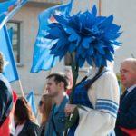Как выглядел в лицах парад на «Дожинках – 2020» в Витебске