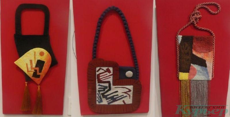 """Воссозданные сумочки, созданные """"Вербовкой"""""""