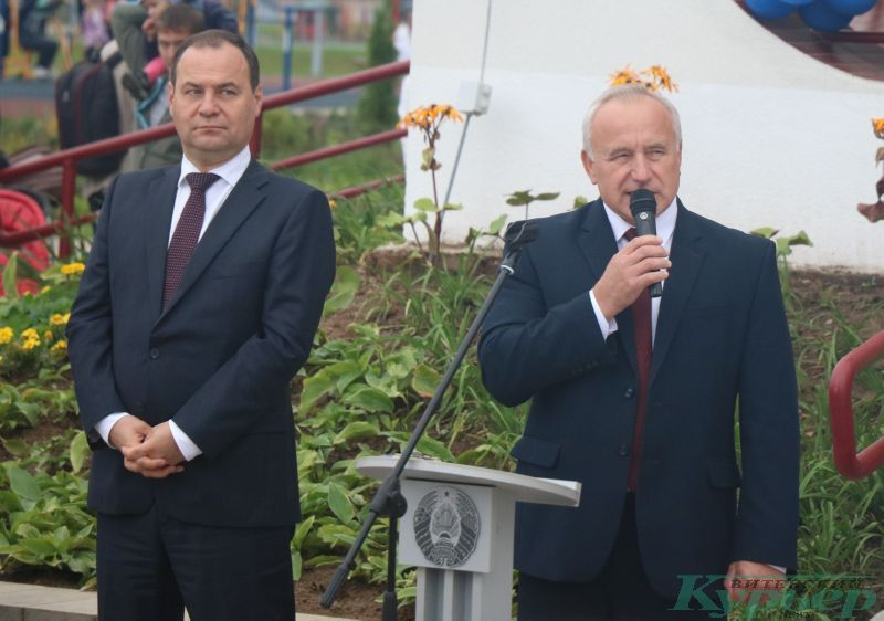 Роман Головченко и Николай Шерстнев