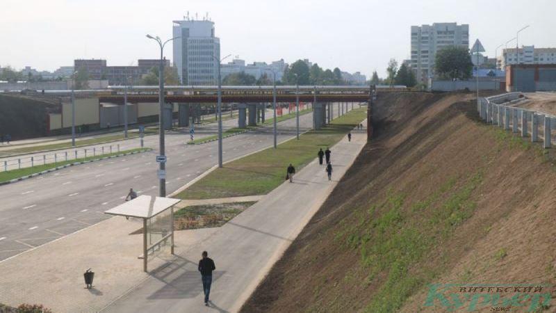 Новая дорога в Билево