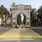 Как относятся жители Витебска к новой арке на улице Кирова. Совхозная тема или воспоминания из детства?