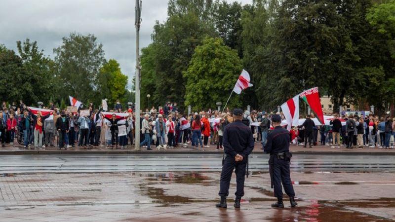 6 сентября на центральной площади Новополоцка