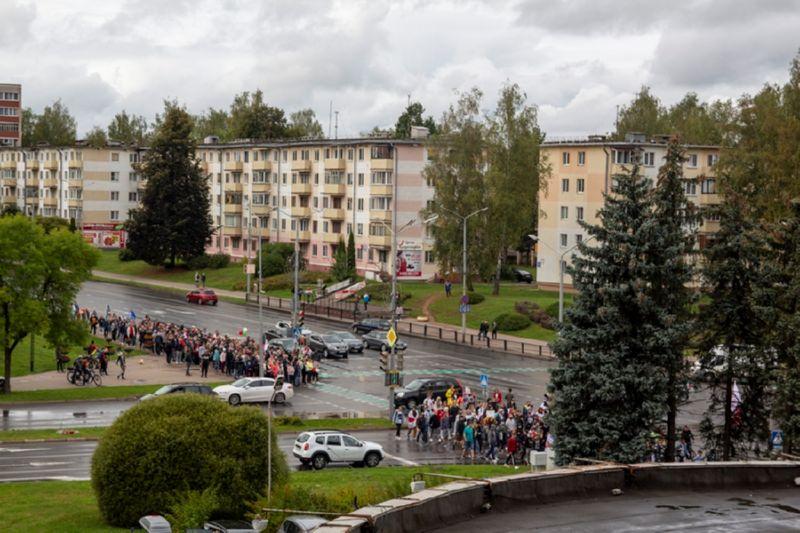 Новополоцк, 6 сентября