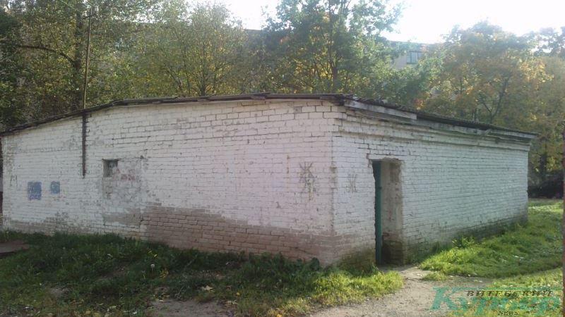 2012 год. Туалет жилых домов на Чапаева